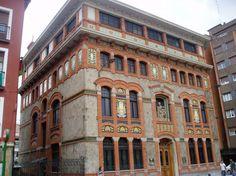 Casa Cuna Urazurrutia (Bastida, 1912), Bilbao