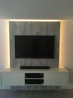 TV WALL Designmöbel - TV Wand Referenzen - TV WALL - Die TV-Wand aus Schreinerhand