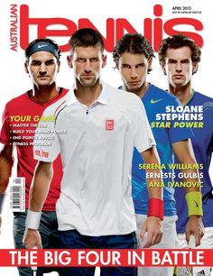 Twitter / AusTennisMag: #Djokovic, #Federer, #Nadal ...