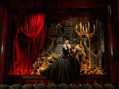 Ralph Lauren - The BEST Christmas Windows of 2013 | Marie Claire