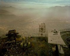 192 Simon Norfolk, Destroyed Radio Installations, Kabul, December 2001.
