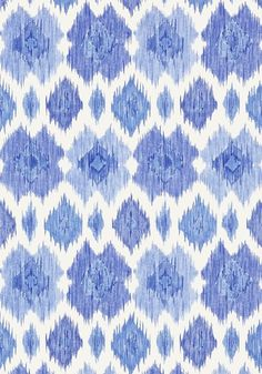 Ikat Textile Patterns