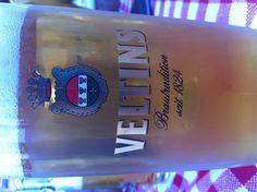 Veltins, una buena cerveza húngara