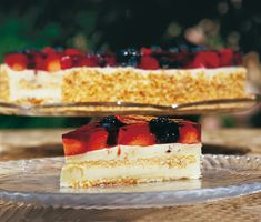 Sahne-VERPOORTEN-Torte - Kuchenrezepte mit Eierlikör | Verpoorten