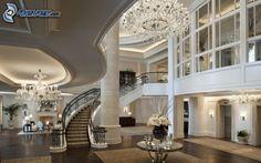 luxury living room, fairy interior
