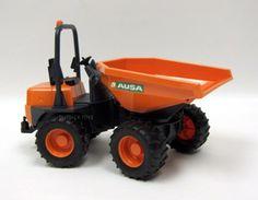 AUSU Mini-Dumper Bruder Toy Toys