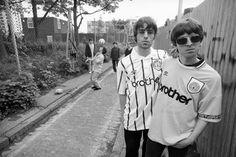 Oasis hincha por el City