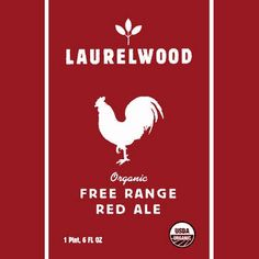 Laurelwood Brewing Company, OR Free Range Red
