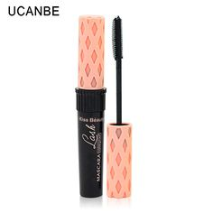 Type: Mascara Benefit: Curling Benefit: Thick Benefit: Lengthening Benefit: Natural Brand Name: ucanbe Quantity: 1pcs Ingredient: gel Size: Full Size NET WT: 30 g Waterproof / Water-Resistant: Yes