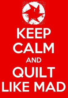Keep Calm and Quilt Like Lily's Quilts