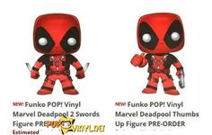 2 Dead Pool Variant POPs Coming soon! http://popvinyl.net/news/2-dead-pool-variant-pops-coming-soon/  #collectible #deadpool #Deadpool #e3 #funko #game #http://popvinyl.net/?s=DeadPool #marvel #popvinyl