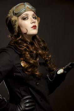 Steampunk/Gothic Ladies   Beauty   Fashion   Costume   Creativity  
