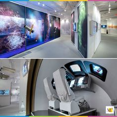 MC² produced and installed the Lockheed Martin interactive space system demonstration center in Arlington, VA. See more of the creative direction behind this installation. #marketingexperience #exhibit #display