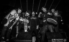Trash 'n' Roll: Ratface, Nuclear Omnicide, Madred - Bar Loose, Helsinki - 9.6.2017 - Tiketti