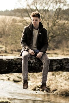 River Island Heritage Jacket, Cheap Monday Trousers, River Island Shoes