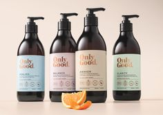 Only Good — The Dieline - Branding & Packaging