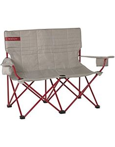 Introducing Kelty Low Loveseat Camp Chair  Tundra  Chili Pepper. Great product and follow us for more updates!