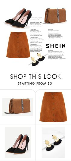 """""""Shein 8/10"""" by zerka-749 ❤ liked on Polyvore"""
