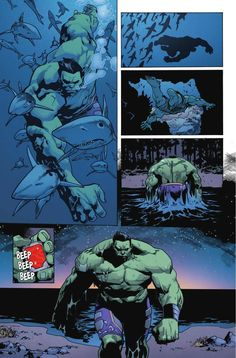 Preview: Totally Awesome Hulk #10, Story: Greg Pak Art: Mike Del Mundo Cover: Terry Dodson