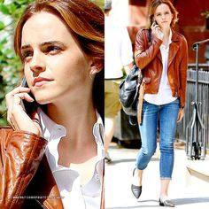 Emma Watson in NYC [April 25, 2016]