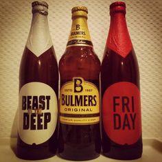 Bier & Cider von And Union und Bulmers