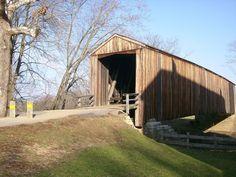 1.Burfordville covered bridge near Bollinger Mill