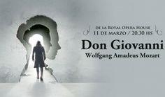 DON GIOVANNI Wolfgang Amadeus Mozart | 11 de marzo | 20.30 hs. | Teatro Movie