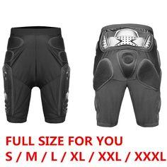 72e77b1c57c2 Triclicks New Breathable Protective Hip Pad Shorts Skiing Skating  Snowboarding Impact Padded Shorts Motorcycle Armor Pants
