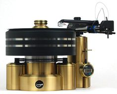 Kuzma Stabi XL turntable  Air Line tonearm | Stereophile.com #recordplayer #turntable #music #audio http://www.pinterest.com/TheHitman14/the-record-player-%2B/