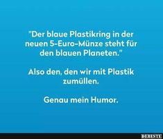 Der blaue Plastikring in der neuen 5-Euro-Münze steht für..