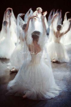 "yoiness: ""The Willis"" Giselle Het National Ballet Photo by Sasha Gouliaev"