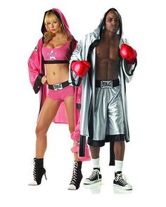 Everlast Boxing Babe Adult Boxer Costume | Sexy Sport Halloween Costumes  sc 1 st  Pinterest & 151 best Sexy Halloween Costumes images on Pinterest | Carnivals ...