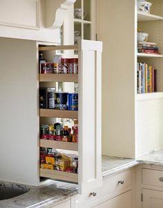 kitchen pantry design ideas - Google Search