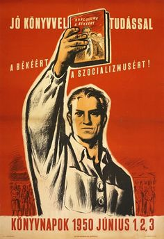Budapest Poster Gallery is based in Budapest, Hungary, dealing in all kinds of original vintage posters and ephemera, offering worldwide shipping. Vintage Posters, Retro Posters, Budapest Hungary, Socialism, Eastern Europe, Ephemera, Good Books, Knowledge, Gallery