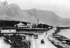 Camps Bay history in photos. Take a trip down memory Lane to find out more about the area around your Cape Town Holiday Villa. Old Pictures, Old Photos, Vintage Photos, Cape Town Holidays, Bay News, Cape Town South Africa, History Photos, Most Beautiful Cities, Historical Pictures