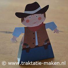 afbeelding traktatie Cowboy