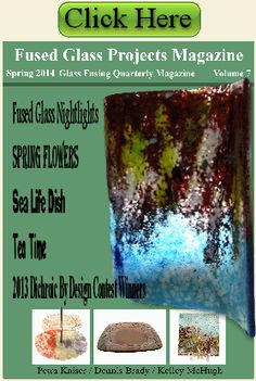 Fused Glass Projects Magazine