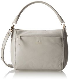 kate spade new york Cobble Hill Little Curtis Shoulder Bag Light Smoke �