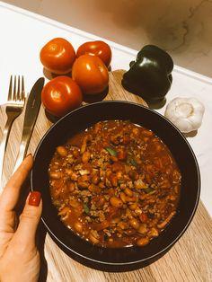 Oppskrift : Chili Con Carne – LENE ORVIK