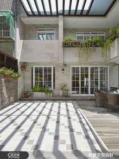 [Serie de TV] bloque de apartamentos de 40 años de edad, 3 veces más grande resultó Hao Di Villa - diseñador Searchome