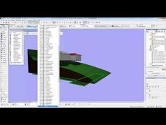 Archicad Mini Tutorial 17 Adding an extension - YouTube