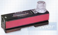 Fowler Adjustable Micrometer Spirit Level 52-422-068