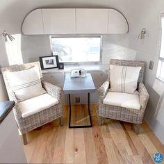 1967 Airstream Trade Wind Interior | Hofarc