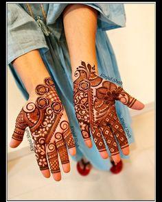 Palm Henna Designs, Palm Mehndi Design, Latest Henna Designs, Mehndi Designs Book, Stylish Mehndi Designs, Bridal Henna Designs, Mehndi Designs For Fingers, Mehndi Design Pictures, Beautiful Mehndi Design