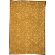 Safavieh French Tapis Collection FT227A Handmade Beige and Gold Hand-spun Wool and Silk Area Runner, 2-Feet 3-Inch by 10-Feet by Safavieh, http://www.amazon.com/dp/B002JHO922/ref=cm_sw_r_pi_dp_P6s3qb0ZSZJRZ