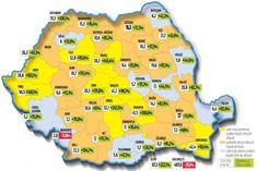 """Harta de business a României. Cum s-a schimbat în ultimul deceniu harta de business a României: economia celor zece judeţe care generează 70% din cifra de afaceri din ţară. """"""""Este extrem de complicat după 28 de ani să inversăm trendul""""   Ziarul Financiar"""