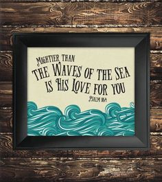 ♥Welcome to Seeds of Faith!♥ Mightier than the waves of the Sea is His love Psalm 93:4 Check out our matching set: https://www.etsy.com/listing/242041096/instant-bible-verse-art-print-isaiah-432?ref=shop_home_active_8 Looking for similar items to decorate a room? Check out this treasury: https://www.etsy.com/treasury/NTI0NDY5NDd8MjcyNTE2MTIwNQ/nautical-nursery-theme?index=0&atr_uid= Before placing your order, please take time to read the information below. - No physical item ...