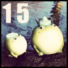 15 days to go - with Earth Hour, Piggy Bank, Money Box, Money Bank, Savings Jar