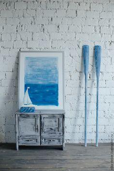 """Купить Набор """"Мечты о море"""" - корабль, разноцветный, для фотосессий, для дома и интерьера, для интерьера, для дома, море"""