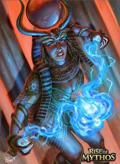 Hathor by PTimm.deviantart.com on @DeviantArt